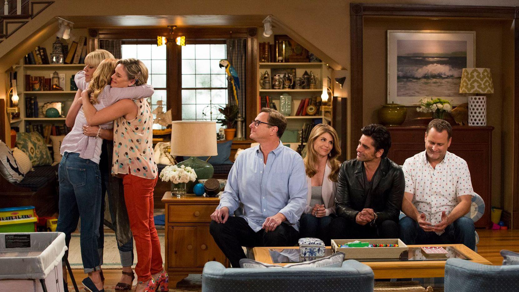 "La serie ""Fuller House"" llega en febrero a Netflix."