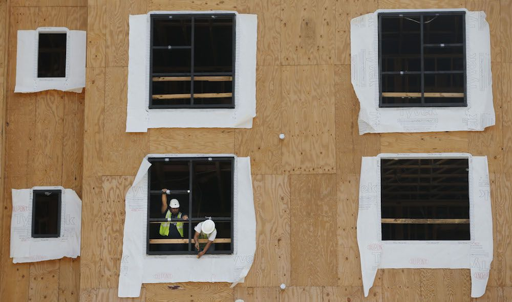 More than 43,000 apartments are being built in North Texas, more than anywhere in the country. (The Dallas Morning News)