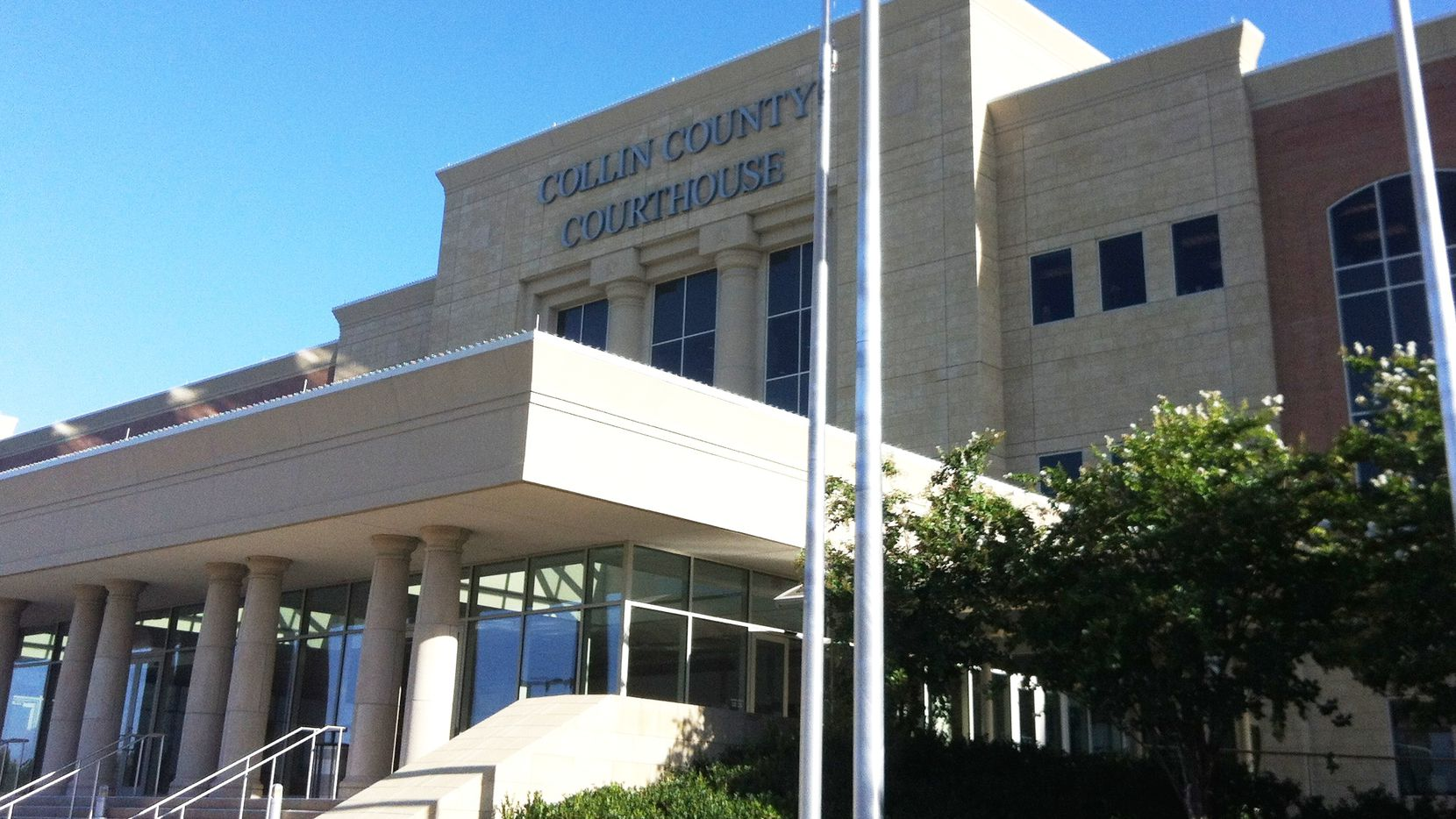 Former Plano ISD teacher Alaina Ferguson pleaded guilty at the Collin County Courthouse on Thursday to having an improper relationship with a student.