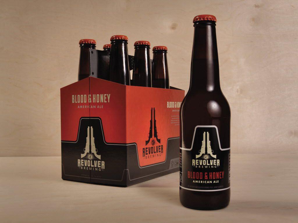 BEER BUZZ COLUMN: Blood and Honey American Ale - Revolver Brewing Co., Granbury / 08212013xARTSLIFE 08272013xARTSLIFE