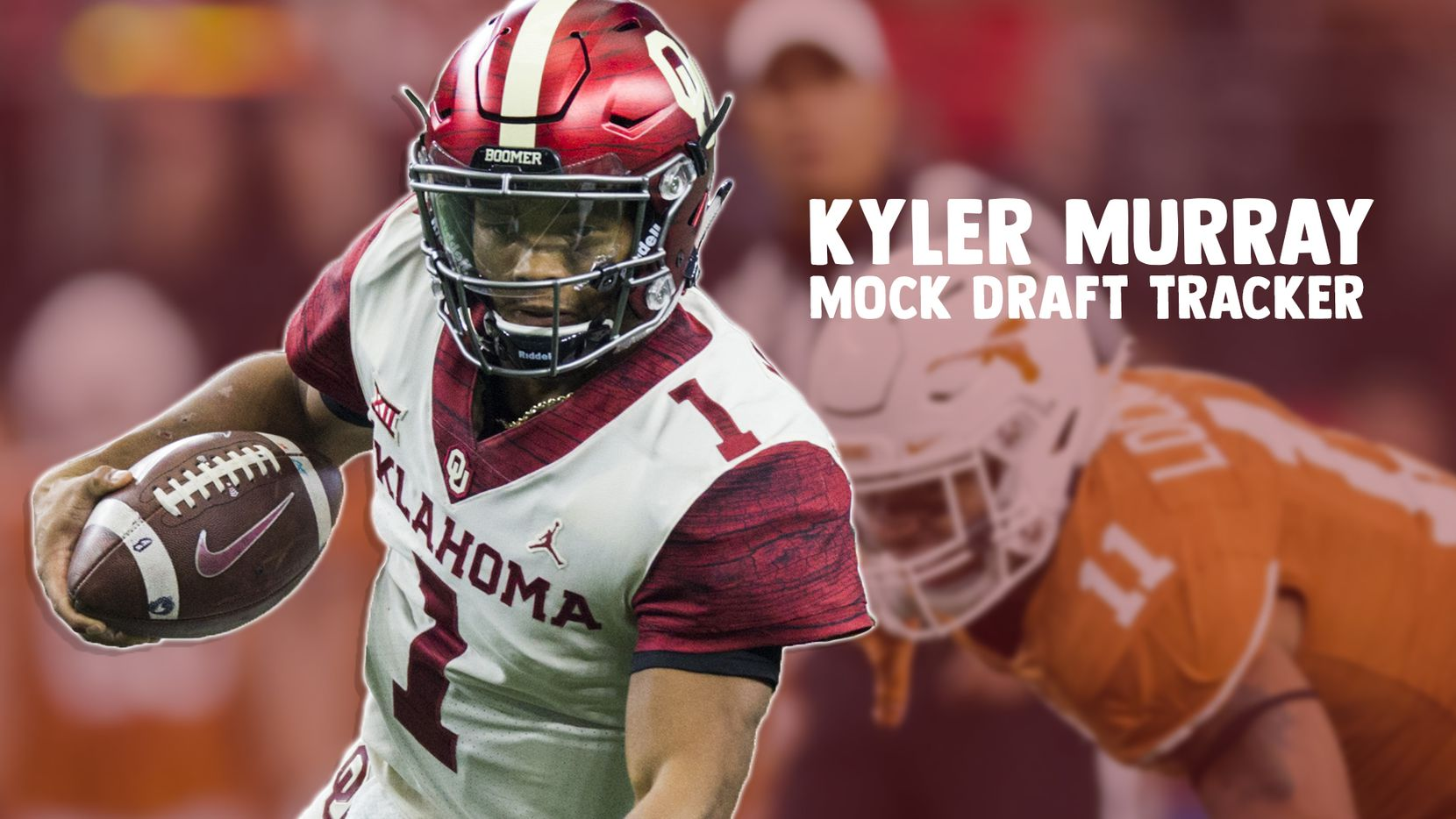 Kyler Murray NFL mock draft tracker: Is No  1 overall no