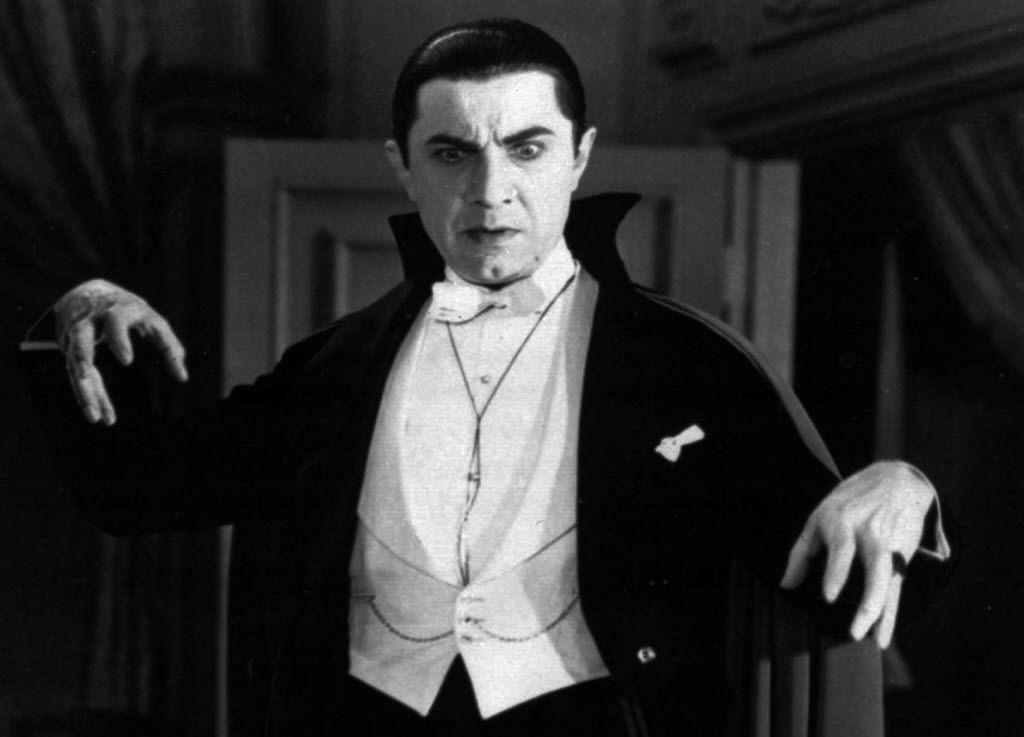 Bela Lugosi cut a classic vampire figure in the 1931 horror film Dracula.