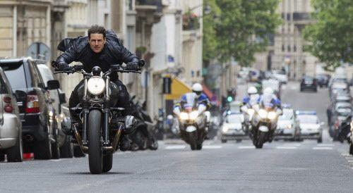 "Tom Cruise es Ethan Hunt en ""Mission: Impossible — Fallout"", la sexta entrega de la saga. Paramount Pictures"