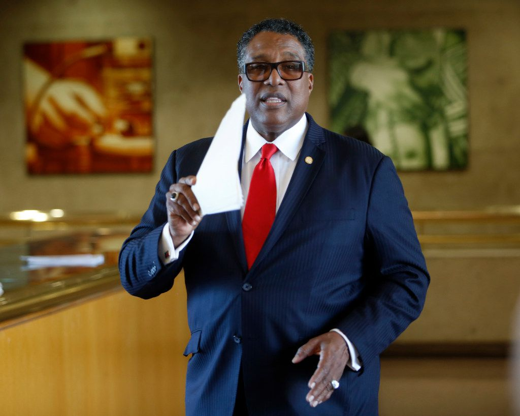 Dwaine Caraway was once considered a likely mayoral candidate as Mike Rawlings approached the end of his second term. But now, Caraway will spend the next four years in a federal prison camp in West Texas.