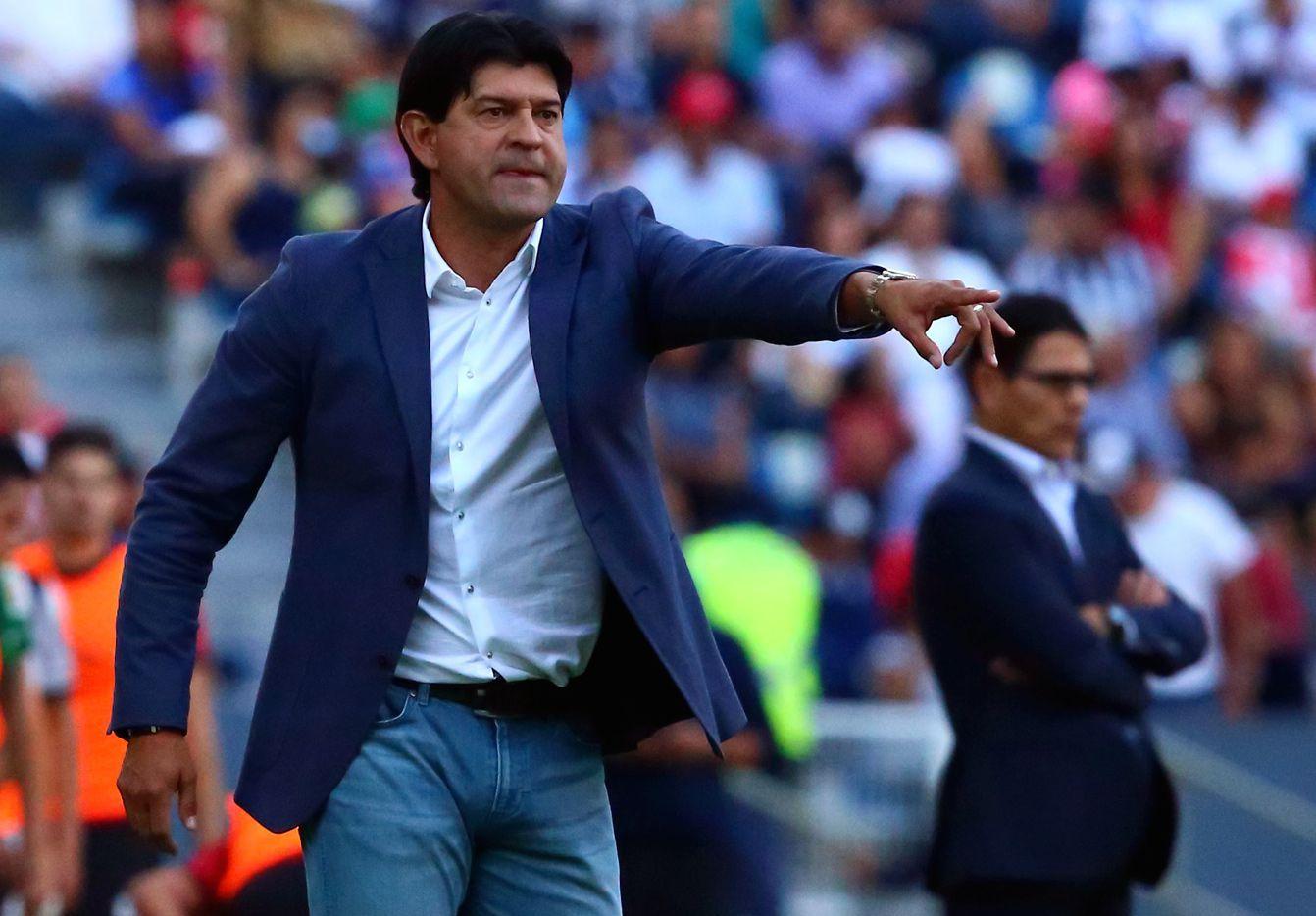 José Saturnino Cardozo, nuevo entrenador de Veracruz. AGENCIA REFORMA