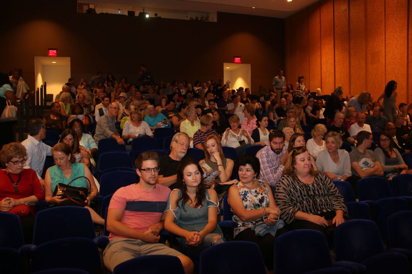 Oral Fixation concluded its 4th season with the best of season four at the Dallas Museum of Art on August 15, 2015