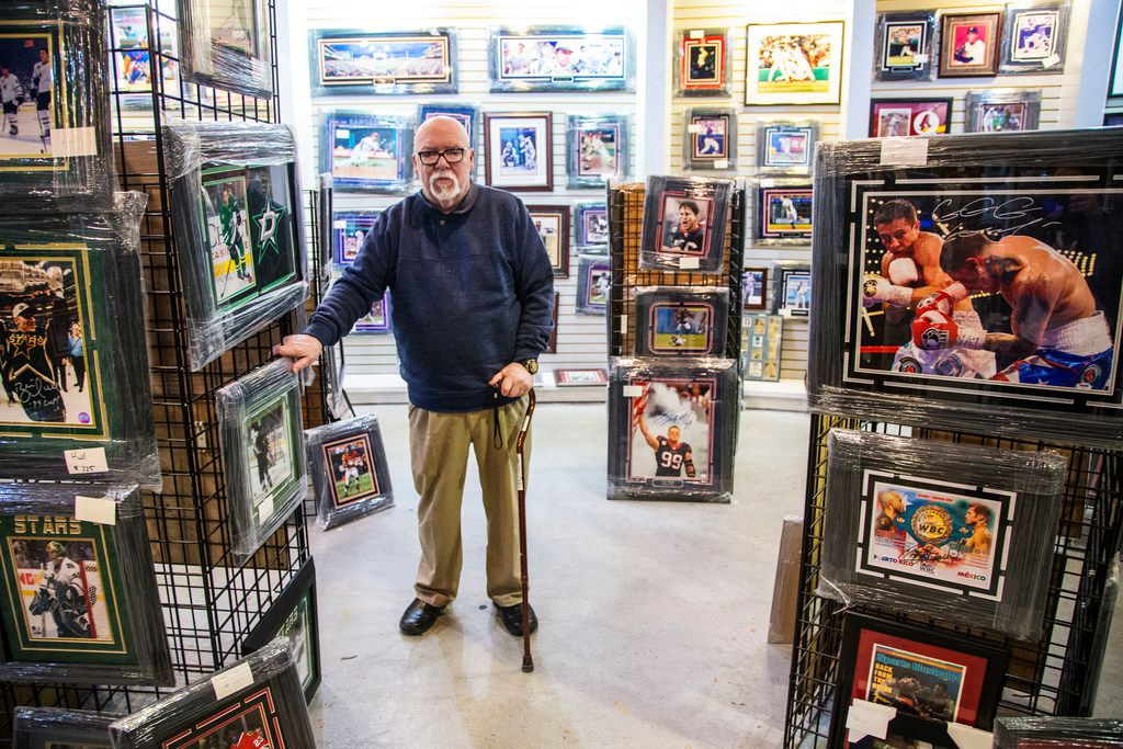 Sheldon Rudman, the owner of Collector's Heaven at Music City Mall in Lewisville, is selling the items in his store at a discounted price to help pay for medical bills and a kidney transplant.