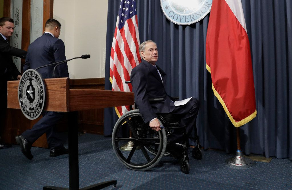 Gov. Greg Abbott didn't want to sign a bathroom bill but remained silent about its risks, Rep. Byron Cook, a Corsicana Republican, said in an interview.