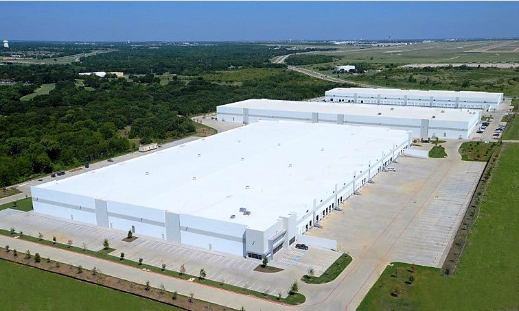 Stream Realty Partners and Cabot Properties built the International Logistics Center at the south end of DFW Airport.