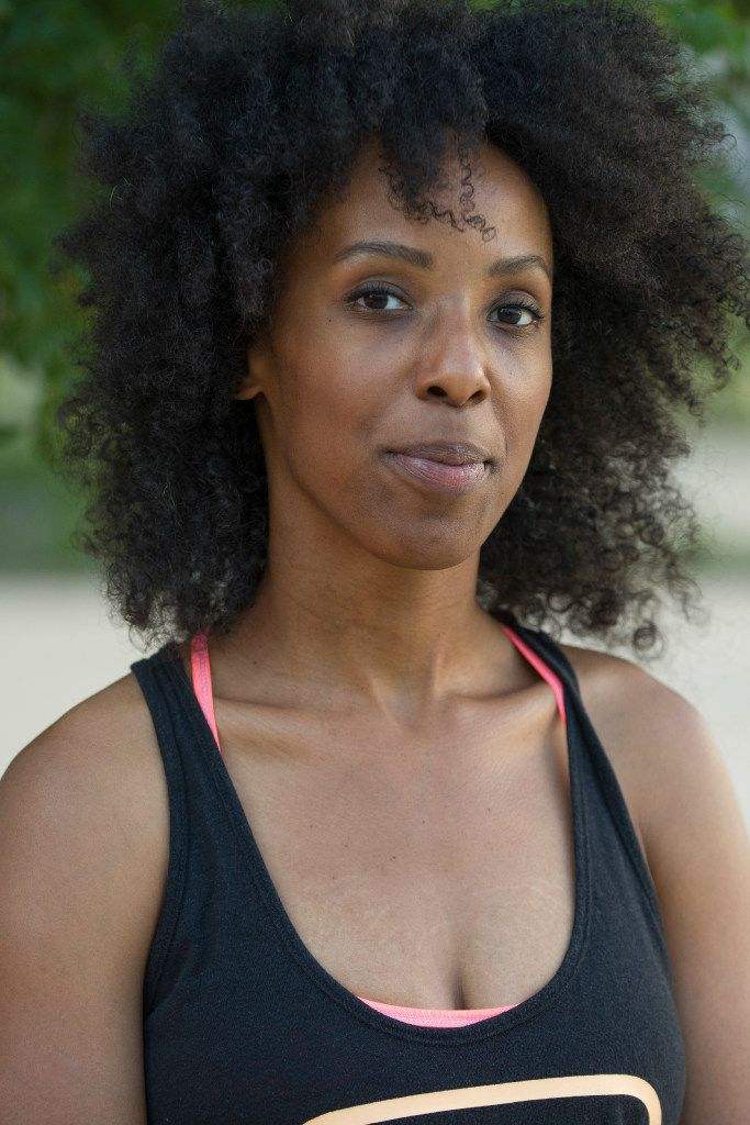 Veleisa Burrell's passion for yoga led her to become certified as an instructor.