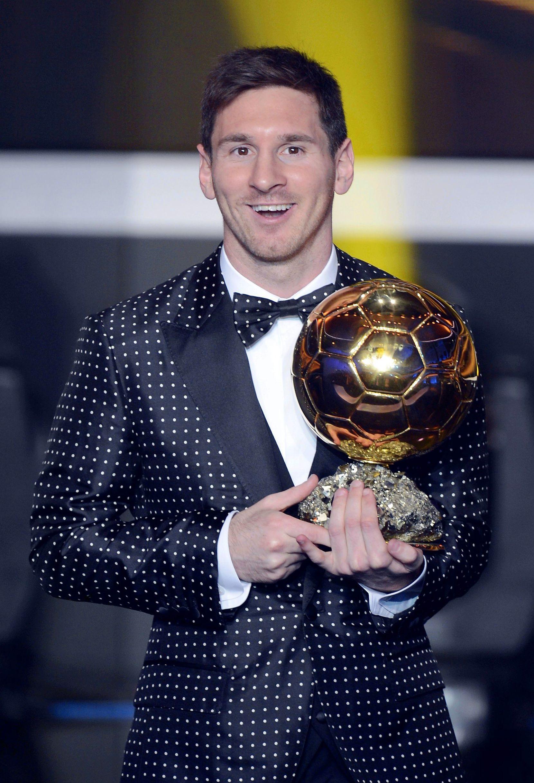 Lionel Messi va por su quinto Balón de Oro. / AP
