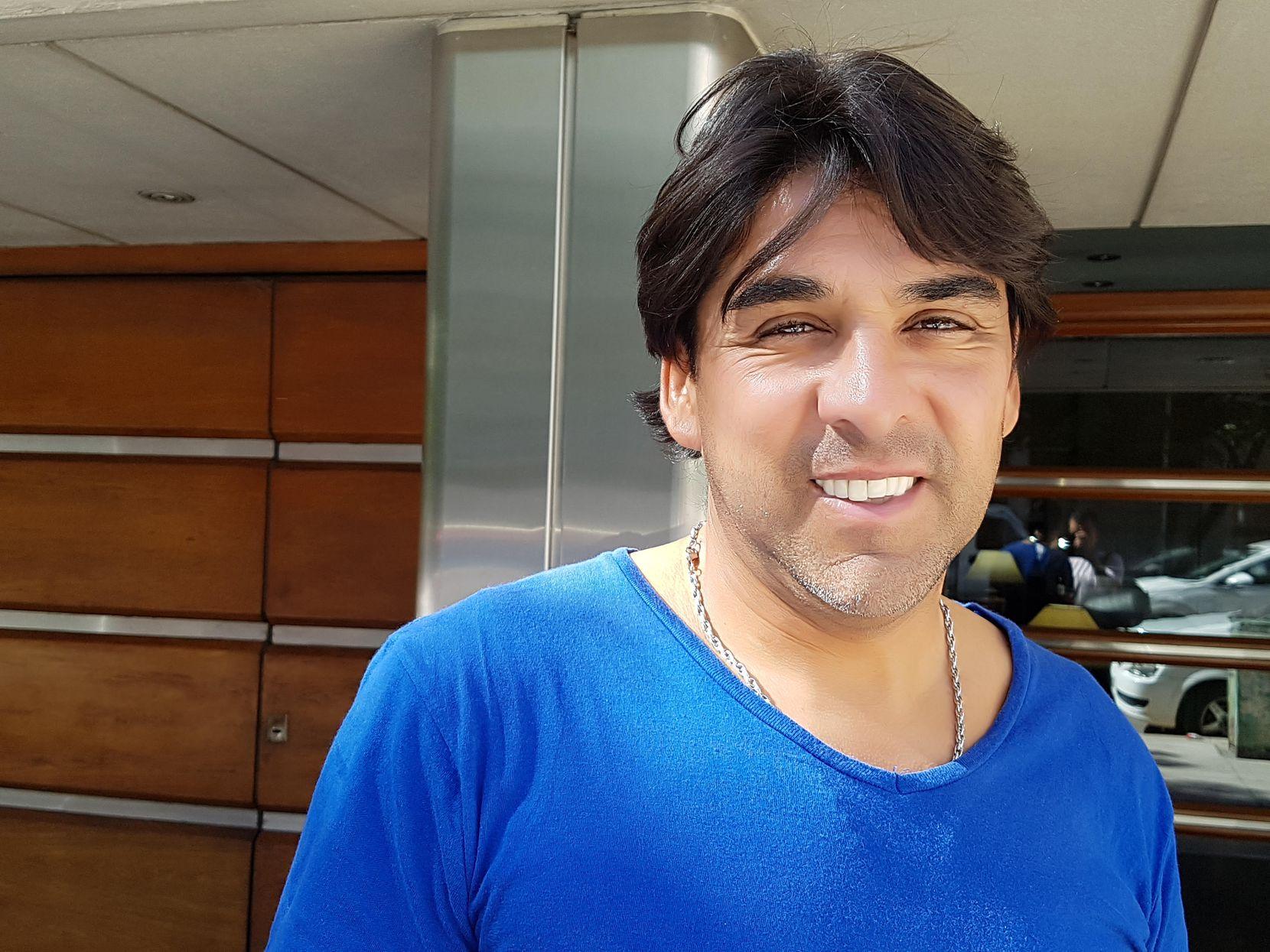 Guillermo Rivarola. Foto de Emmanuel Quispe para Al Día