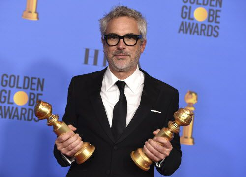 Alfonso Cuarón. (Jordan Strauss/Invision/AP)