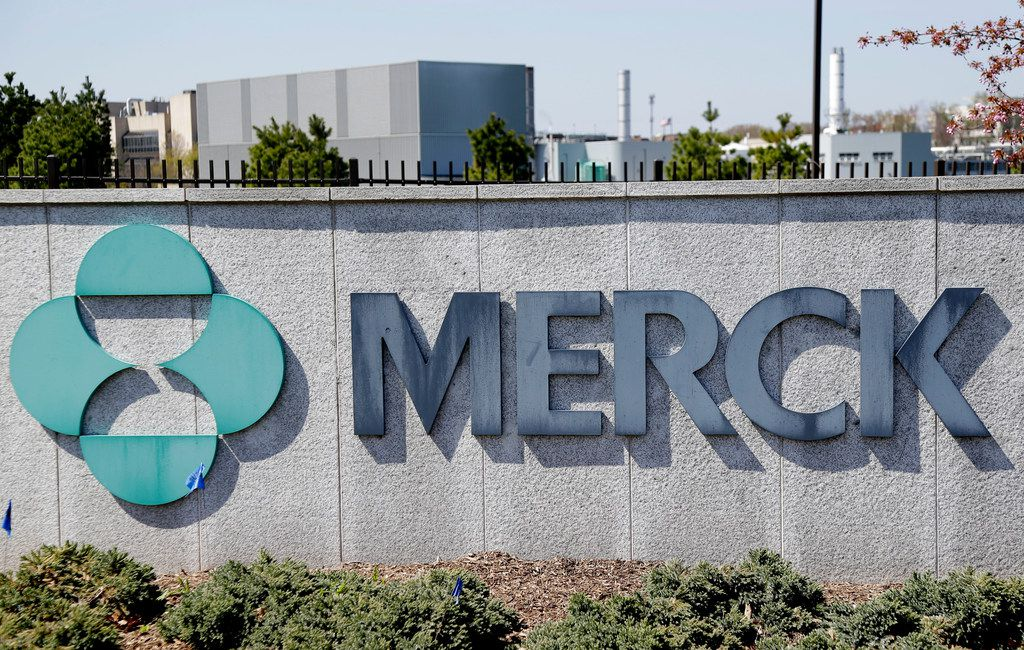 Merck's corporate headquarters is in Kenilworth, N.J.