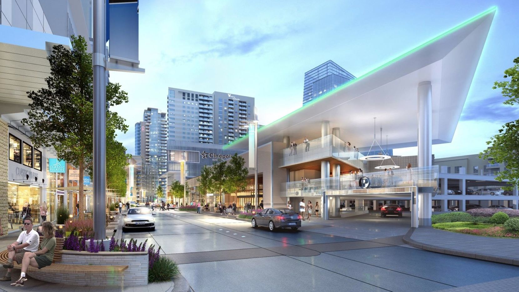 Victory Park's owners plan to spend the money to help pay for renovating and leasing retail space in the project near downtown Dallas.