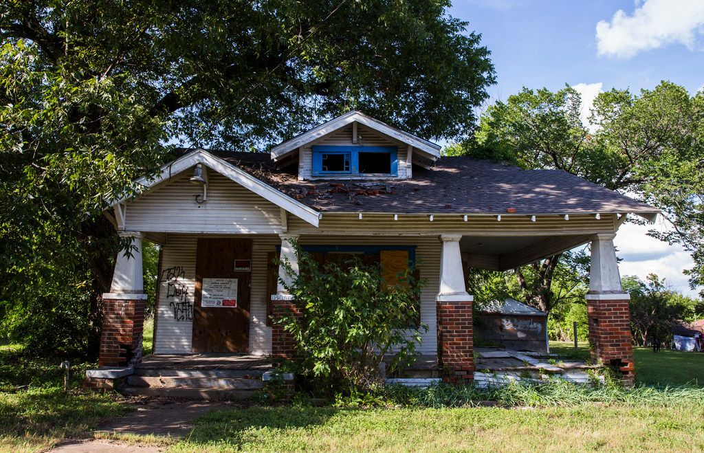 Elizabeth Lloyd's home on E. 11th Street will be demolished before the end of the year.