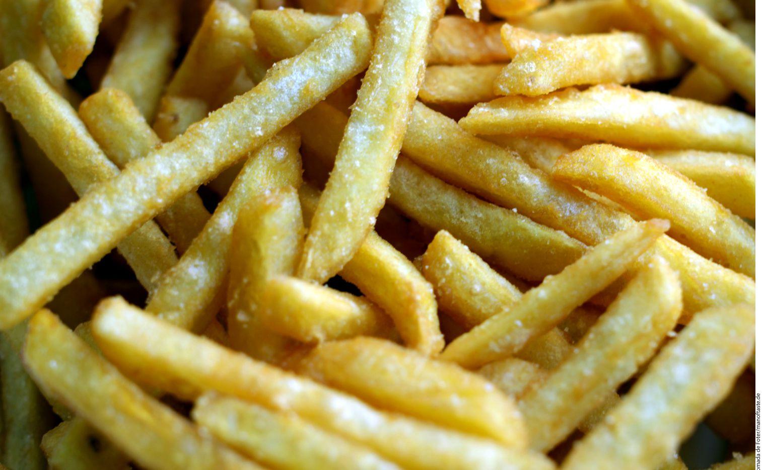 Un listado de Los Angeles Times desató una discusión sobre cuáles son las mejores papas a las francesa de cadenas de comida rápida. (AGENCIA REFORMA)