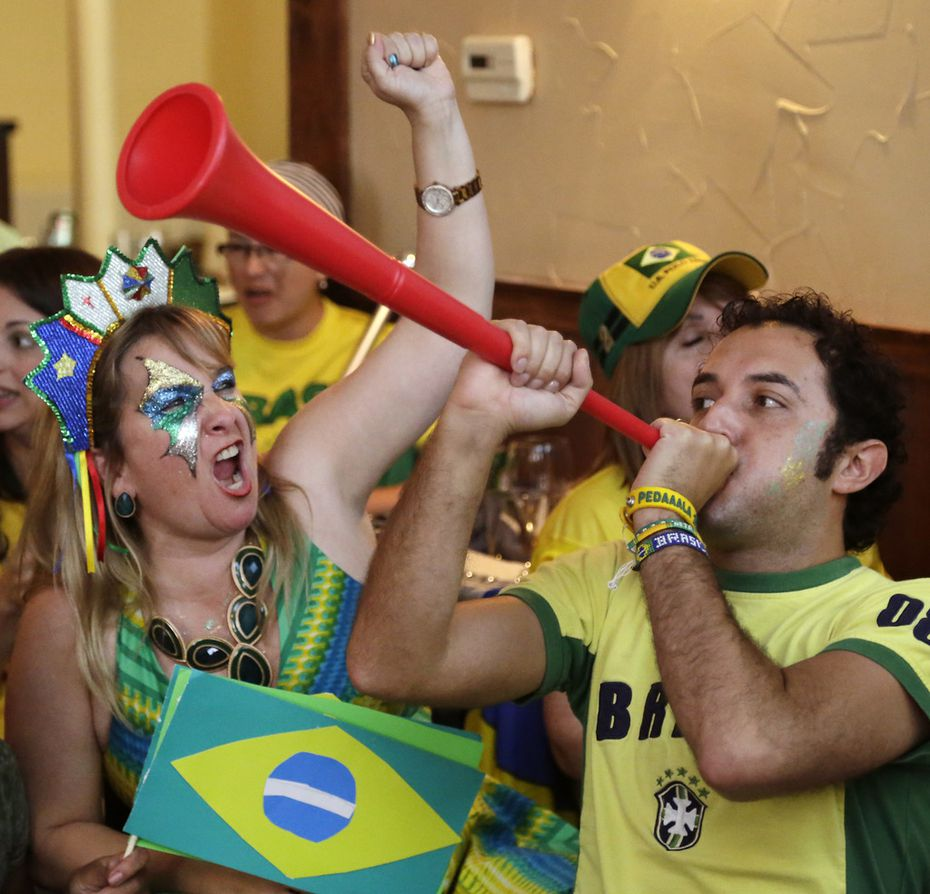 Brazil is a favorite to win the 2018 FIFA World Cup title.