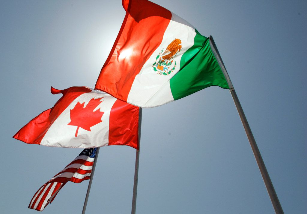 The U.S., Mexico and Canada will begin a third round of talks Saturday in Ottawa on renegotiating NAFTA.