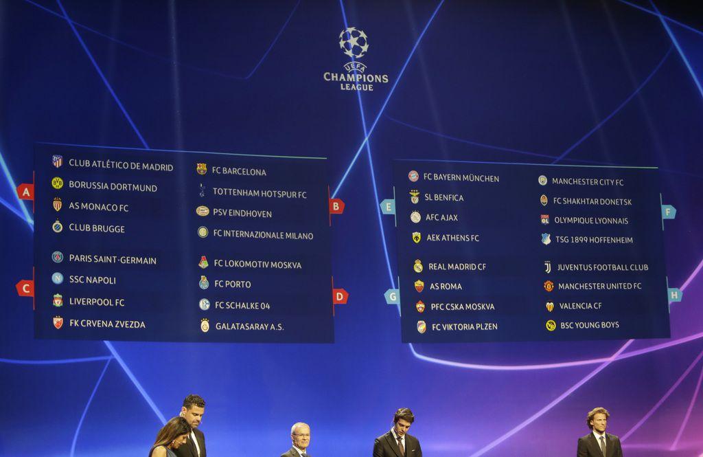 La fase de grupos de la UEFA Champions League inicia este martes. (AP Photo/Claude Paris)