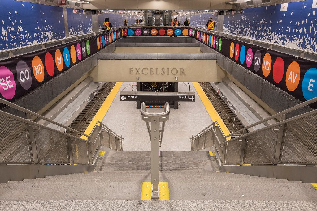 96th Street Subway Station in New York City