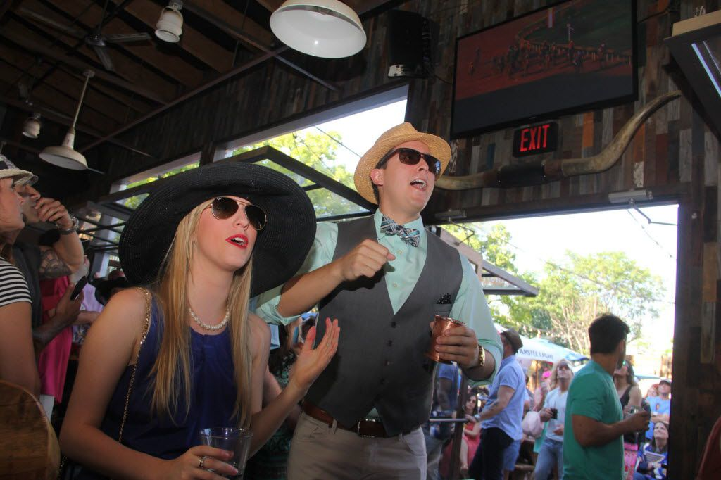 The Rustic in Uptown held a Kentucky Derby watching party on May 7, 2016. Mint Juleps were served up along with live music leading up to the race and judges four best dressed categories and the winners received $200 in free range concept gift cards.