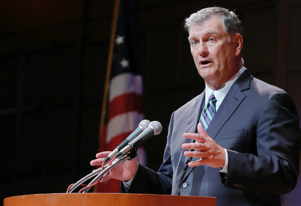 Dallas Mayor Mike Rawlings (Brandon Wade/Special Contributor)