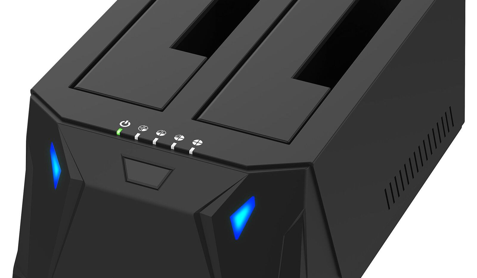 This Sabrent hard drive dock can read bare drives and even copy the contents to another drive.