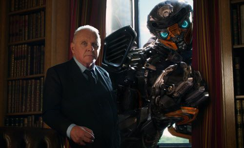 Anthony Hopkins. PARAMOUNT PICTURES