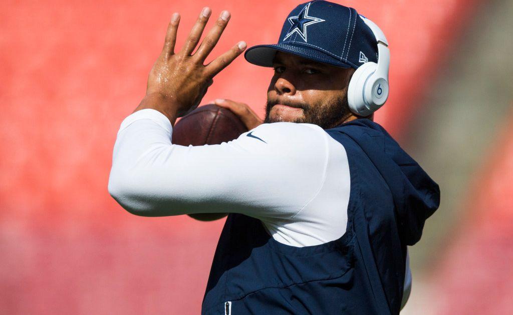 How the Cowboys put Dak Prescott on the path to become an elite QB