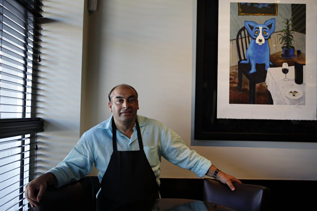 Avner Samuel at a previous Nosh iteration in 2010.