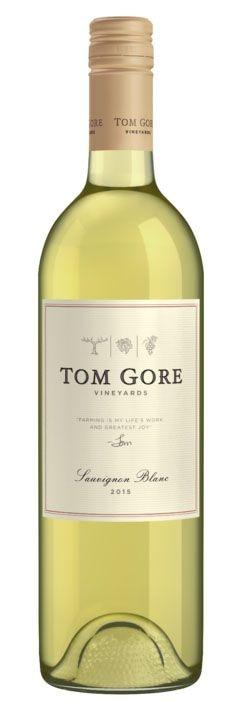 Tom Gore Vineyards 2015 Sauvignon Blanc