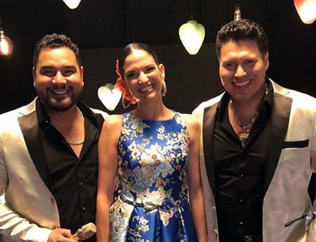 A la Banda MS le gusta sorprender y vaya que lo hará próximamente cuando la organización musical originaria de Mazatlán, Sinaloa, lance al mercado el dueto que recién grabaron junto a Natalia Jiménez, ex integrante de La Quinta Estación y ahora solista. AGENCIA REFORMA