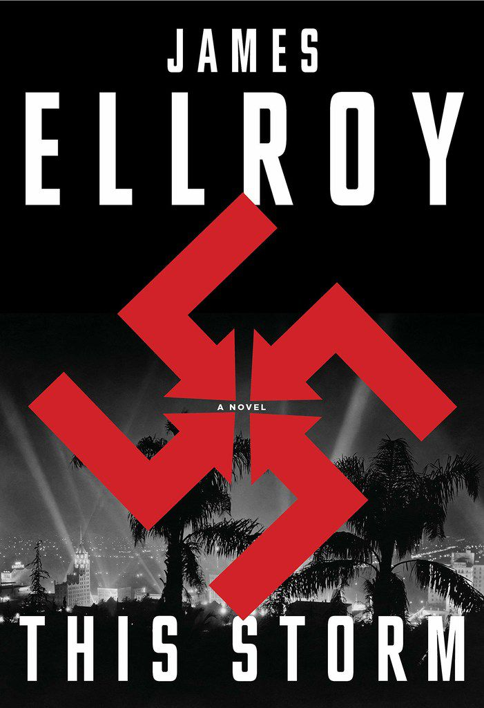 James Ellroy's rampage through American history continues with This Storm.