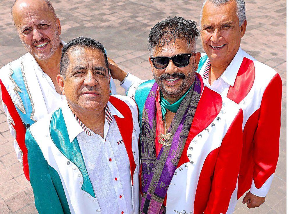 Mi Banda El Mexicano quiere revivir su presencia dentro del mercado mexicano, para que los jóvenes recuerden sus éxitos que los llevaron a la cima de la fama en los años noventas./AGENCIA REFORMA