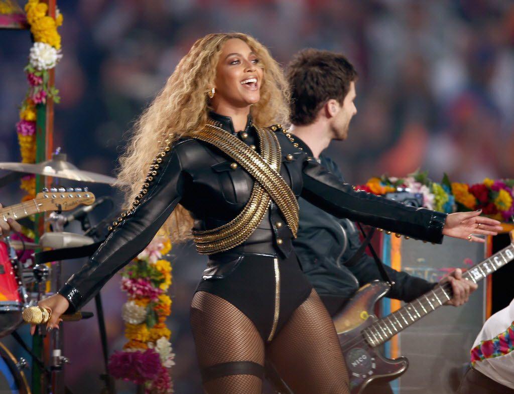 Who run the world? Beyonce.