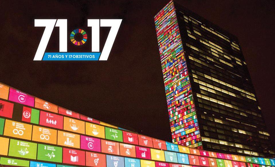 Las Naciones Unidas en Nueva York. (FACEBOOK/CORTESÍA)