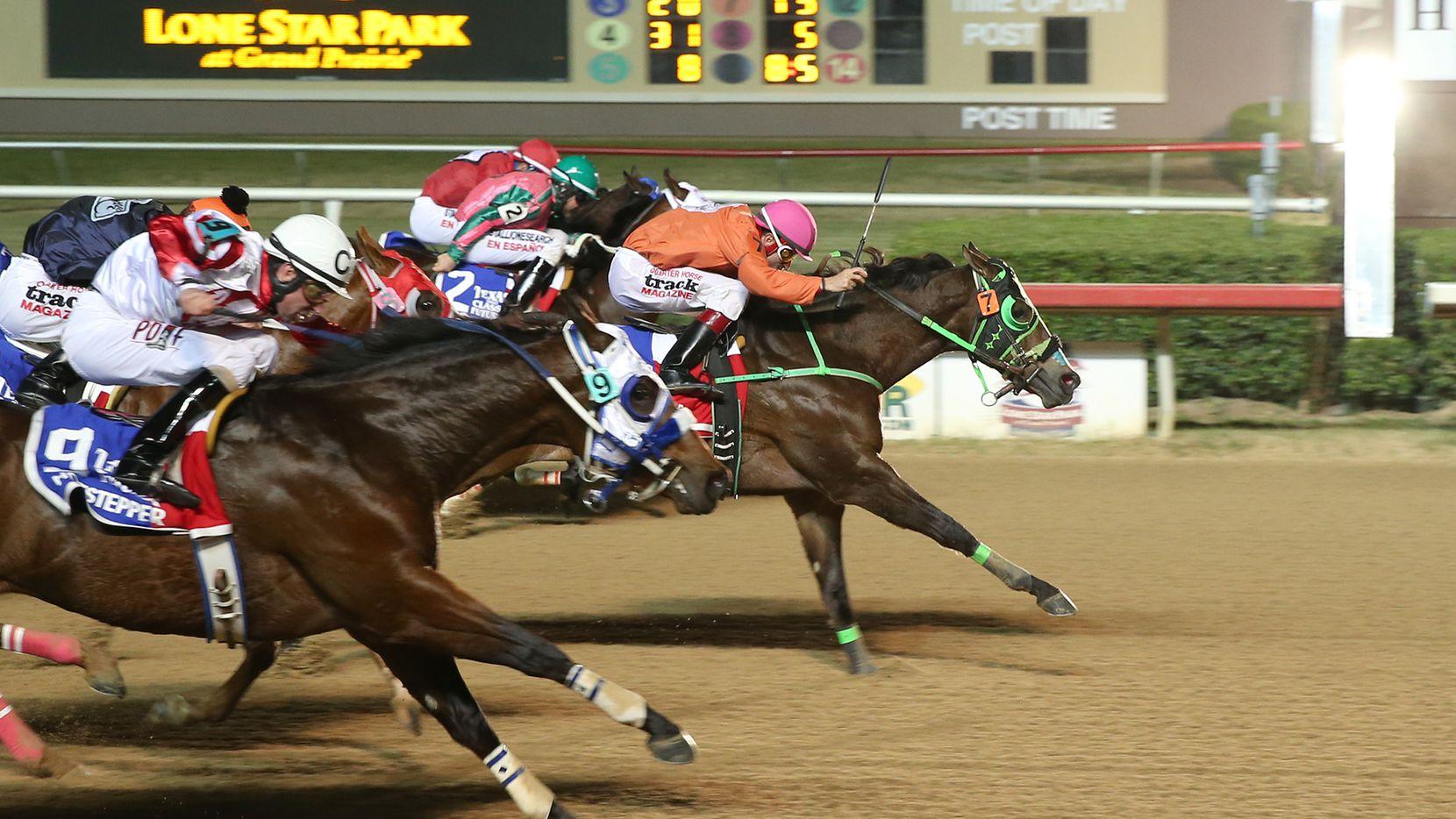 Inicia temporada de carreras de caballos cuarto de milla en ...