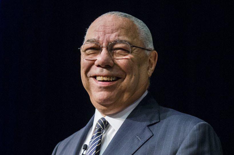 El republicano y exsecretario de Estado Colin Powell (ARCHIVO/AP)