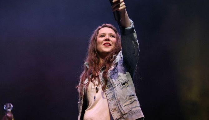 Jesse & Joy inició su tour en Estados Unidos en el Verizon Theatre en Grand Prairie. Foto Especial para Al Día Omar Vega.