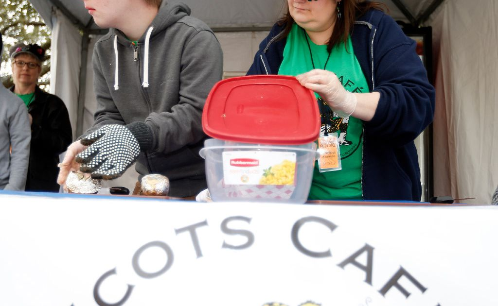Highland Park's Scots Café nourishes life skills for workers with special needs