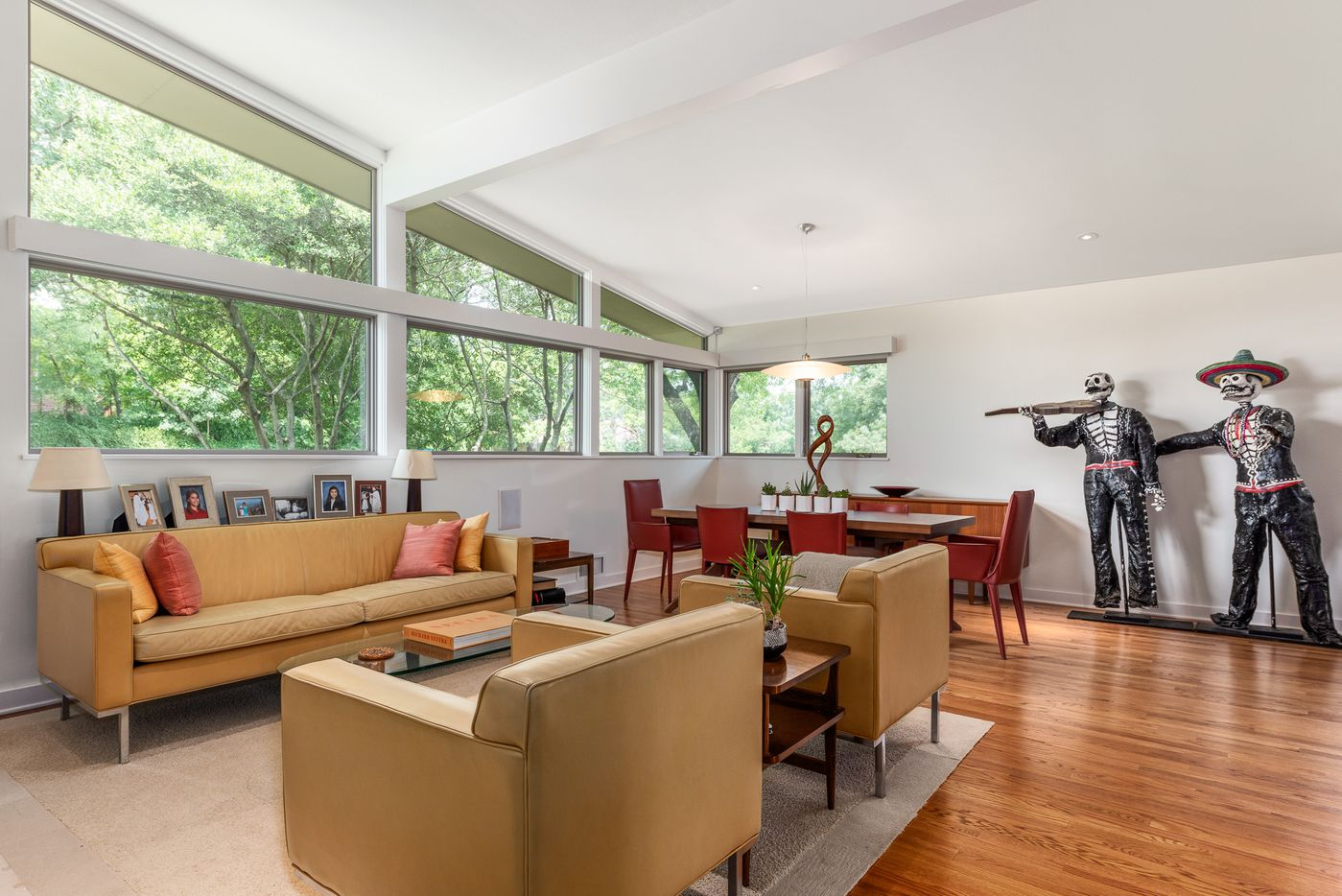 A look at 1010 Evergreen Hills Road in Dallas, one of the houses on the 2019 Heritage Oak Cliff Home Tour.