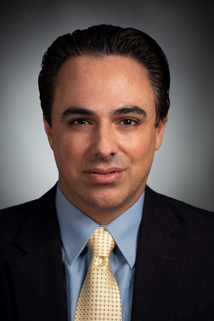 State Rep. Terry Canales, D-Edinbu