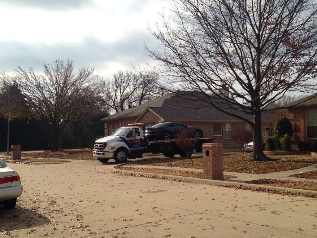 Enrique Arochi's 2010 Camaro was seized in December 2014 as Plano police served a search warrant at his Allen home.