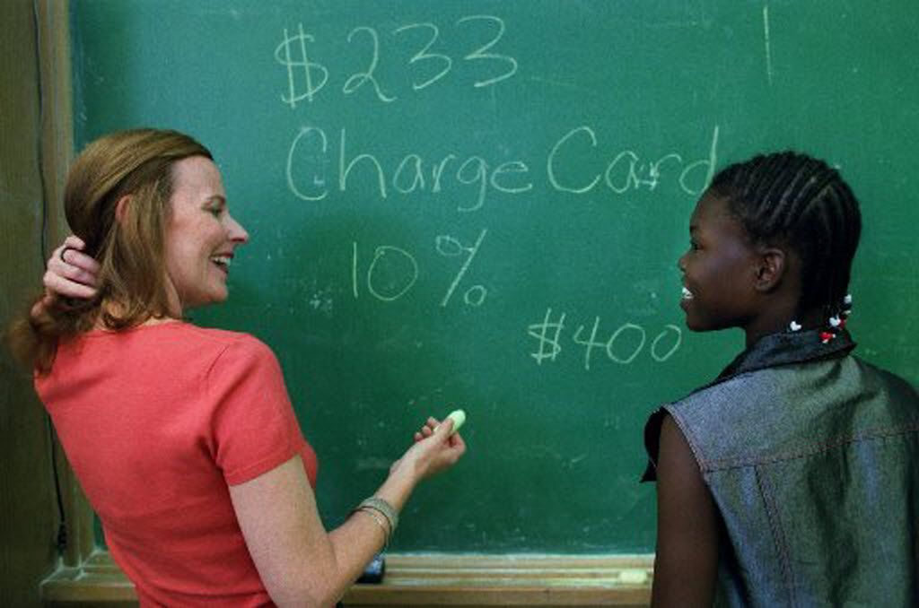 Teaching teens about credit cards is just one of the ways to help them learn to manage mone