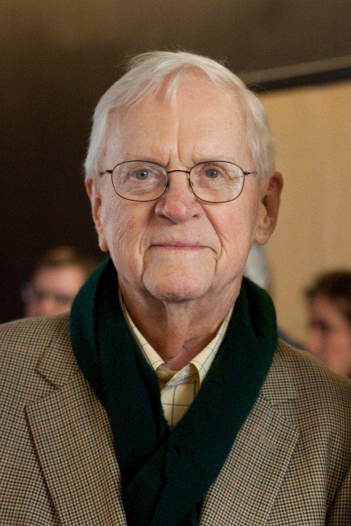 Architect Frank Welch