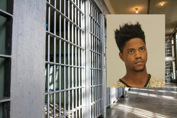 Dangelo Johns es sospechoso de un doble homicidio en Pleasant Grove la semana pasada.