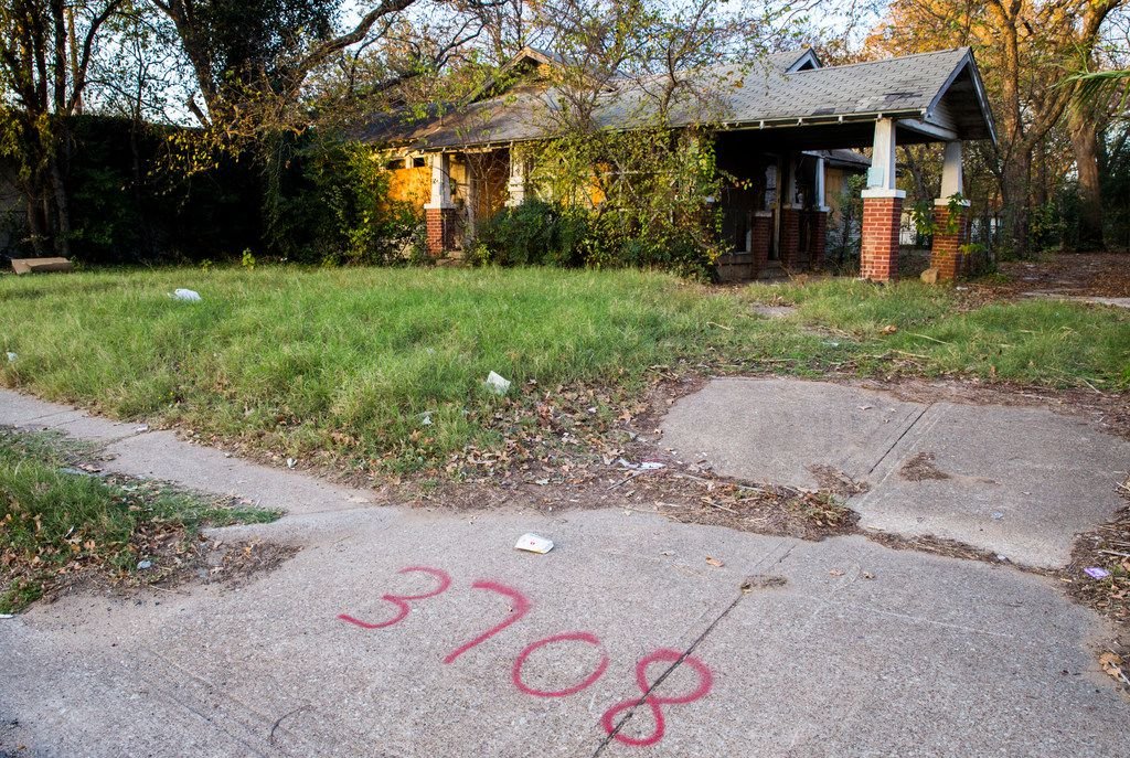 This house at 3708 S. Malcolm X Blvd. was once owned by a woman for whom a nearby street is named.