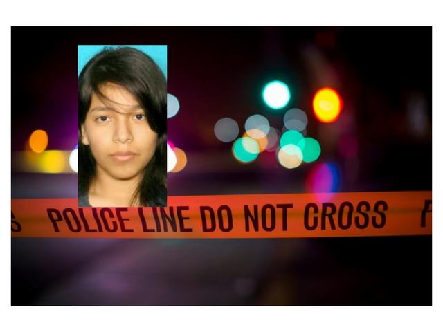 Jocelyn Sarabia fue asesinada cuando volvía de su trabaja en una tienda de comida.