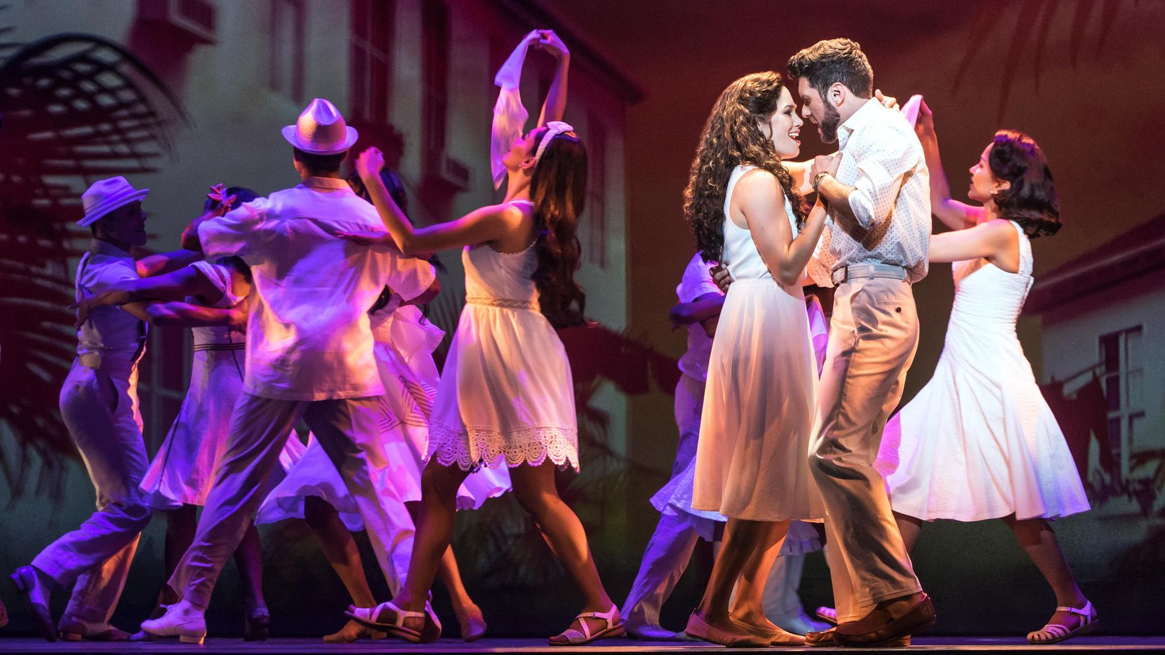 "Mauricio Martínez interpreta a Emilio Estefan en ""On Your Feet"".(CORTESÍA matthew murphy)"